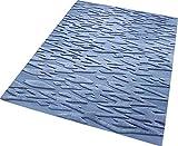 Esprit Teppich Dune (80 x 150cm) in Grau - Florhöhe 8+20mm