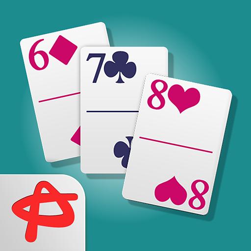 TriPeaks Solitaire (Kostenloses Solitaire-kartenspiel)