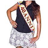 Big Party- Fascia Compleanno 40 Anni, 81456