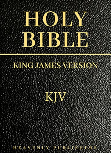Holy Bible King James Version for Kindle with Touch + Click Chapter Links (KJV) (English Edition)