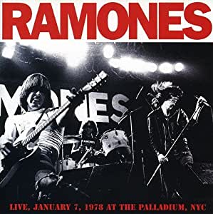 Live at the Palladium,NYC,1978