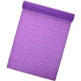 Teppich Juicy rutschfest Schutz Waschtisch Schublade... 30x 150cm violett