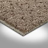 Vorwerk Premium gemusterter Velours-Teppichboden Auslegeware 7219140006 beige - 4m breit