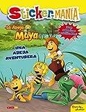 La Abeja Maya. Stickermanía: Una abeja aventurera (La Abeja Maya 3D)