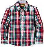 Scullers Kids Boys' Shirt (MS0128_Blue_3 - 4 years)