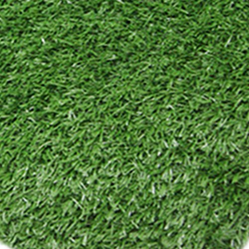 Von Für Hunde Gras Patch (Pet Töpfchen Training Pad Landslide WC-Matte Puppy Toilet Training Gras Pads (L))