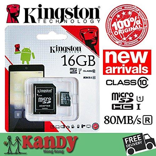 ARBUYSHOP Kingston Micro-SD-Speicherkarte 8gb 16gb 32gb 64gb 128gb Klasse 10 tarjeta microsd cartao de memoria carte sd tf Karte Großhandelslos (Memorias Sd-karte)