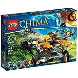 Lego Legends Of Chima - Playthèmes - 70005 - Jeu de Construction - Le Chasseur Royal de Laval