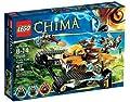 Lego Legends Of Chima - Playth�mes - 70005 - Jeu de Construction - Le Chasseur Royal de Laval