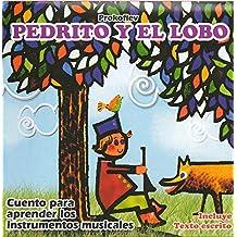 Pedrito y el lobo (CD) (audiolibro) (acento latino)