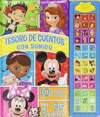 Tesoro De Cuentos Con Sonidos Disney Junior par  Disney