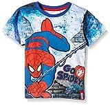 Marvel Boy's Go Spidey Short Sleeve T-Shirt