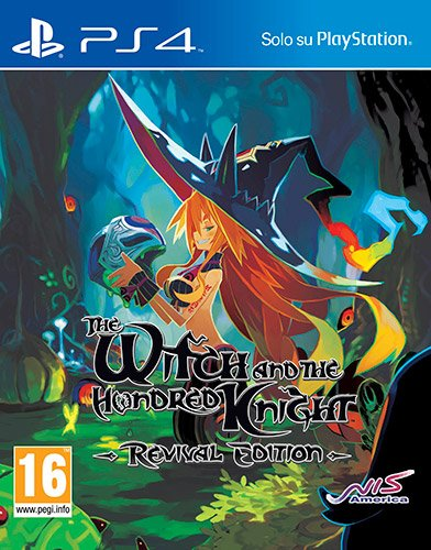 The Witch And The Hundred Knight - PlayStation 4
