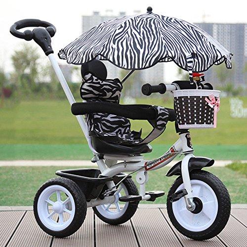 2018Baby Kinderwagen Zubehör, Fahrrad Zubehör–Schirmhalter–Halterung Ständer Griff & Regenschirm, von SmartPro