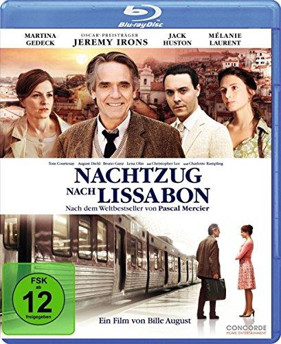 Bild von Nachtzug nach Lissabon [Blu-ray]