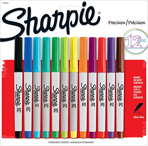 sharpie-ultra-fine-permenent-markers-carded-12-pkg-assorted-colors