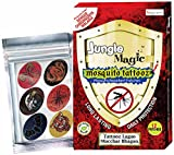 #8: Jungle Magic Mosquito Tattoo - 12 patches