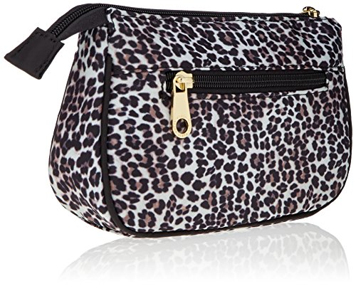 Guess - Weekend Top Zip Hold All, Borsa a mano Donna Giallo (Leo)