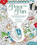 Peter Pan: An Enchanting Coloring Boo...