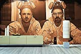 WandbilderXXL® Vlies Fototapete Breaking Bad 300x200cm - hochwertige Tapete in 6 verschiedenen Größen für Wohnzimmer oder Büro - Foto Tapete - Qualität von Wandbilder XXL