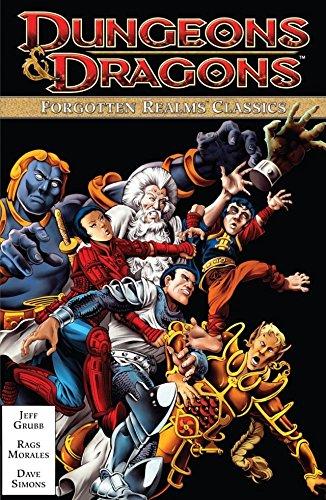 Dungeons & Dragons: Forgotten Realms Classics Vol. 1 (English Edition)