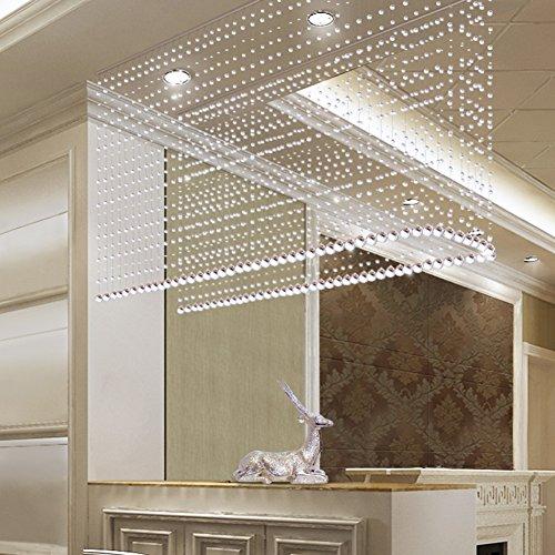 Cortina moldeada cristalina,Pantalla de la puerta de casa london Panel