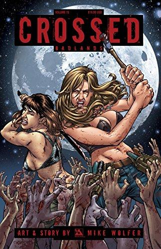 Crossed Volume 15 por Mike Wolfer