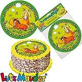Tortenaufleger * PONY * als Deko für Torten und Kuchen // von Lutz Mauder // Pferd Fohlen Kinder Geburtstag Kindergeburtstag Kinderparty Party