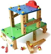Shumee Wooden DIY Maker Set (3 Years+) - Building & Constructive Play