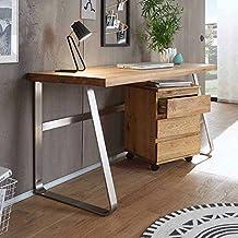 Suchergebnis auf Amazon.de für: Schreibtisch eiche massiv ...