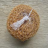 #10: Coir Body scrubber - NatureLoC Coir Bath Scrubber, Coconut Fibre Scrubber