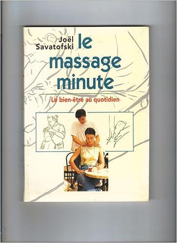 Livre gratuits Le massage minute pdf, epub ebook