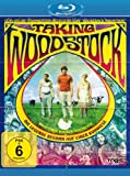 DVD Cover 'Taking Woodstock [Blu-ray]