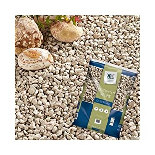 Kelkay Cotswold Stone Chippings Large Pack **CREAM COLOURED LIMESTONE**