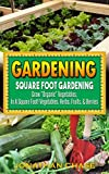 Gardening: Square Foot Gardening - Grow