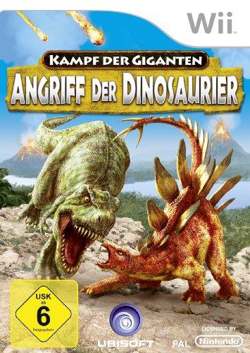 Angriff der Dinosaurier (Kampf-wii-spiele)
