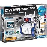 Cyber Roboter, programmierbar und mit Bluetooth spielbar - Galileo Cyber Roboter Programmierbar Experimentieren Kinder Bausatz