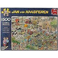 Jan van Haasteren - Farm Visit Jigsaw Puzzle (1500 Pieces)