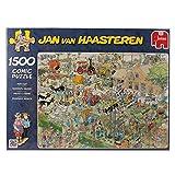 Jumbo - Puzzle The Farm, 1500 piezas (617077)