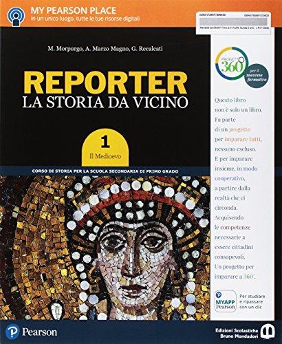 Reporter. Per la Scuola media. Con e-book. Con espansione online: 1