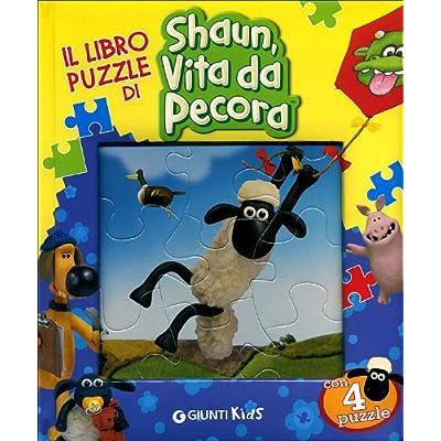 Il Libro Puzzle Di Shaun, Vita Da Pecora