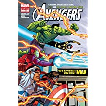 Avengers Ft. Hulk & Nova (2016) #1 (of 4)