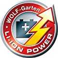 WOLF-Garten LI-ION POWER 60 Set; 7084889
