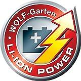 WOLF-Garten Trimmer LI-ION POWER GTA 700; 41AE0U-L650 - 7