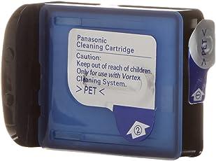 Panasonic Reinigungskartuschen für ES-7109/8168/8078, 2 Stück, Typ WES035K503