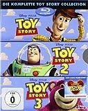 Toy Story 1 / Toy Story 2 / Toy Story 3 [Blu-ray]