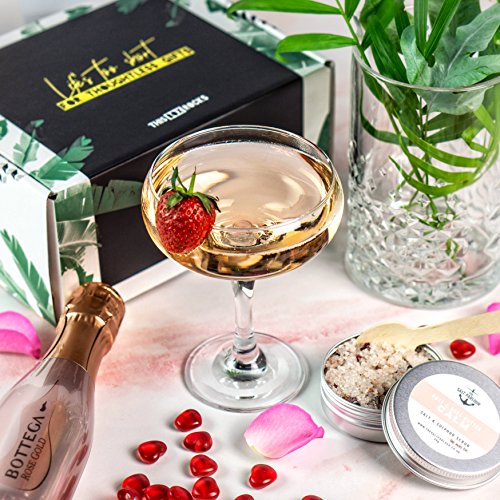 Prosecco & Gin in the Bath Gift Set for Her