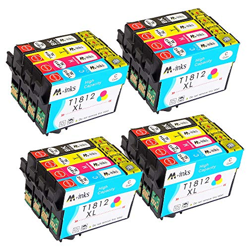 AA+inks Compatibile Epson 18 18XL Cartucce d'inchiostro con Epson Expression Home XP-202 XP-305 XP-415 XP-412 XP-312 XP-212 XP-102 XP-205 XP-302 XP-402 XP-315 XP-215 XP-322 XP-225 XP-405