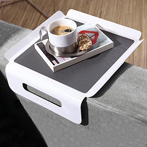 MonsterZeug Tablett fürs Sofa, Sofa Butler James, Butler Sessel, Serviertablett Couch (Sofa-butler)
