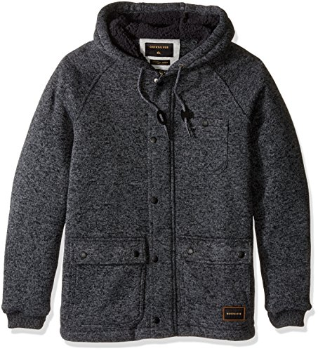 Quiksilver -Felpa Uomo    Tarmac Heather X-Large